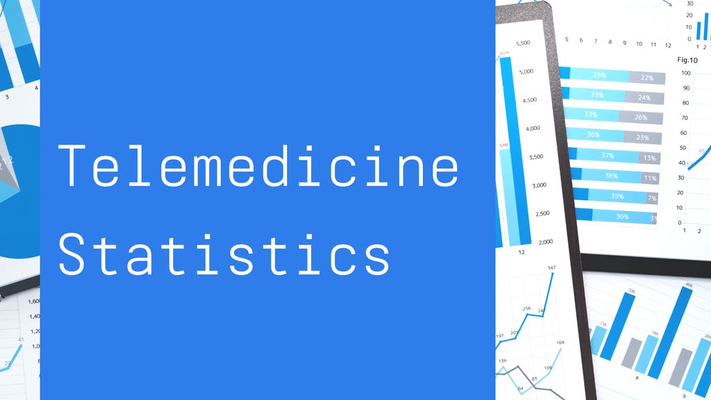 Telemedicine statistics - usage and growth in 2010