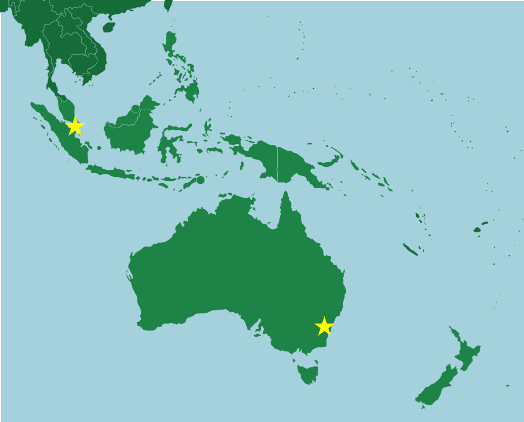Stream Adds Singapore and Sydney Regions to Chat