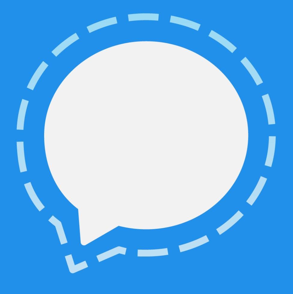 Signal: Speak freely